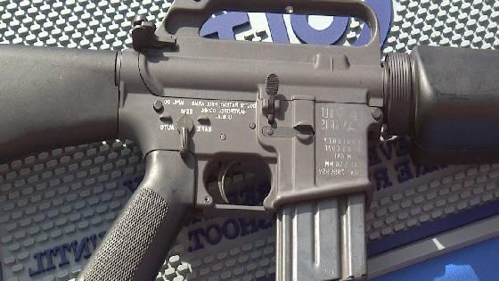 Colt M16A1