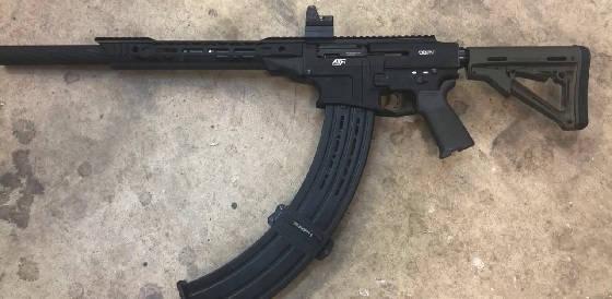 RIA VR 80 Shotgun