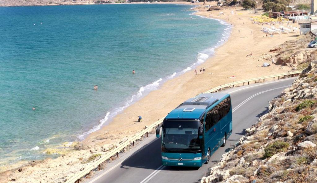 Автобусом к морю