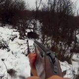 охота на кабана в Болгарии 2021