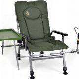 Кресло карповое Elektrostatyk F5R STP NN