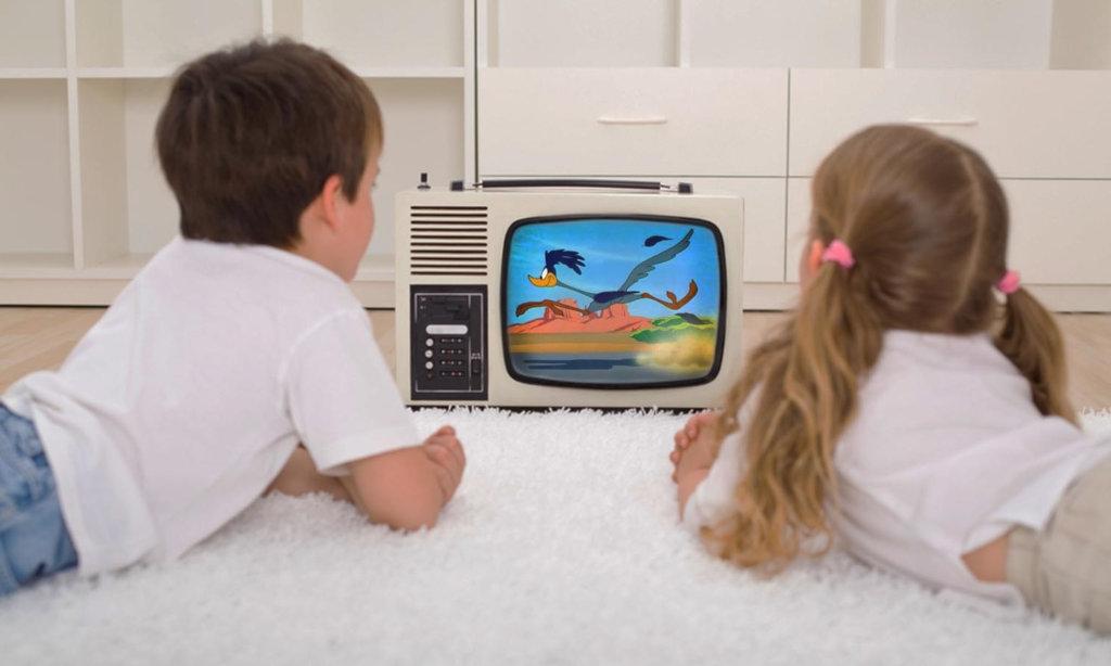 Роль мультфильмов в воспитании детей