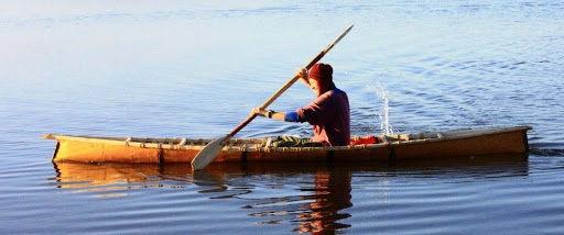 Как сделать лодку-оморочку