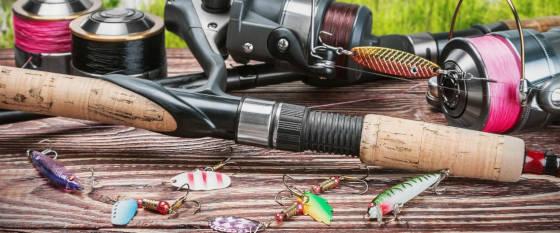 бюджетные рыболовные товары с Алиэкспресс