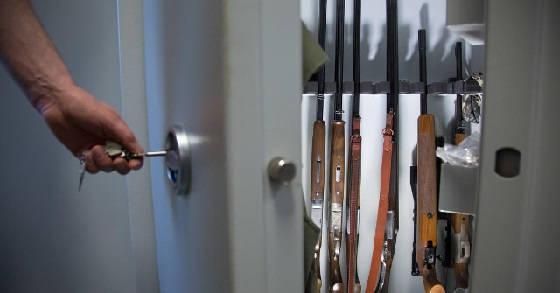 Требования к оружейным сейфам