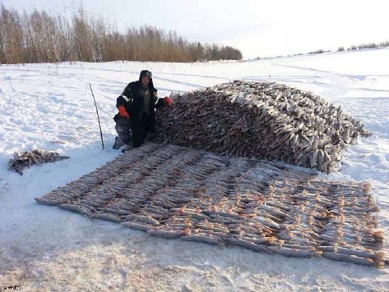 Рыбалка в Якутии за гранью реальности