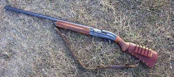 Советское ружье МЦ 21-12