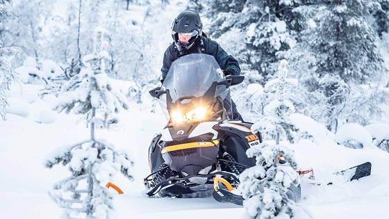 снегоход BRP Lynx 69 ranger