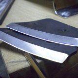 заточить сферические ножи MORA
