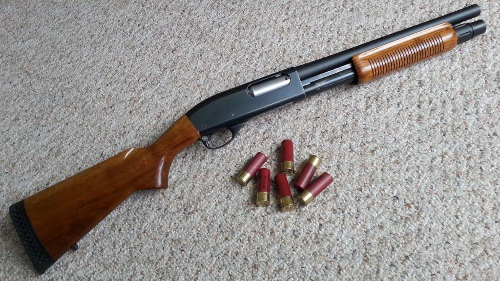 REMINGTON 870 подойдет для охоты, спорта, охраны
