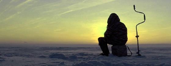 Зимняя Рыбалка в Астраханской области
