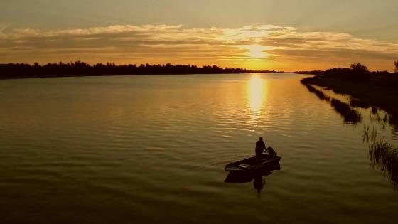Рыбалка с ночевкой в сентябре в Астрахани