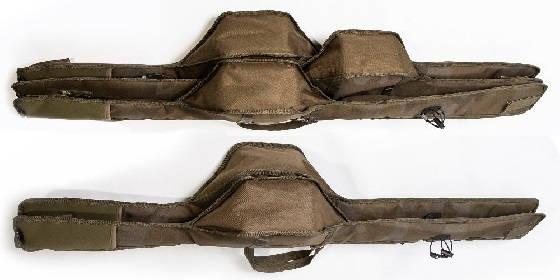 КОМПАКТНЫЕ чехлы для КАРПОВЫХ УДИЛИЩ