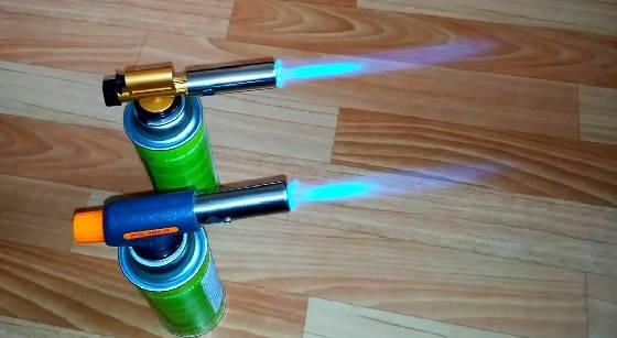 функции газовой горелки