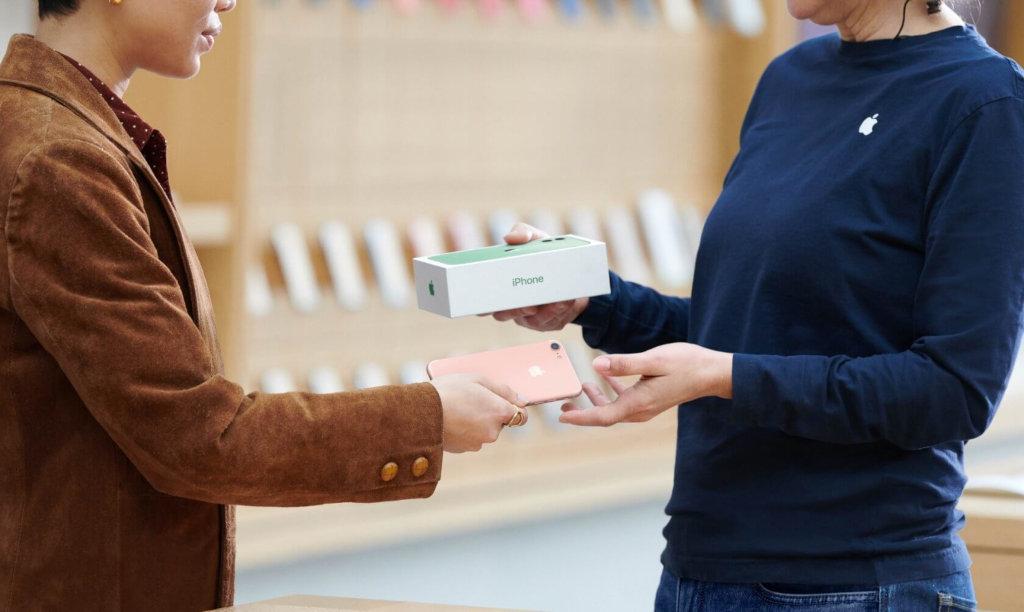Обменять или продать Айфон можно в компании СКУПКАМОБАЙЛ
