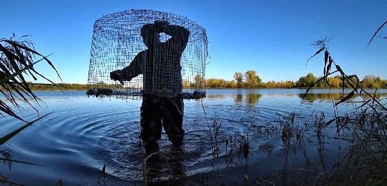 Ловушка для рыбы ФИНСКАЯ КАТИСКА