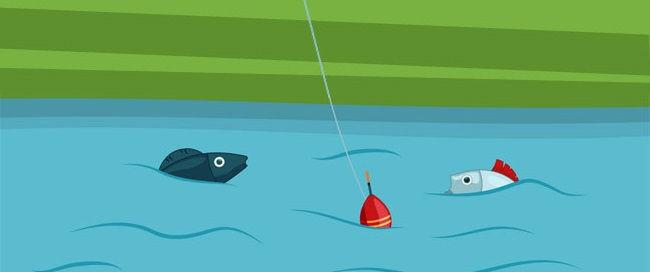 Главные ошибки на поплавочной рыбалке