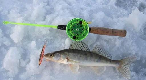 зимняя рыбалка на балансиры