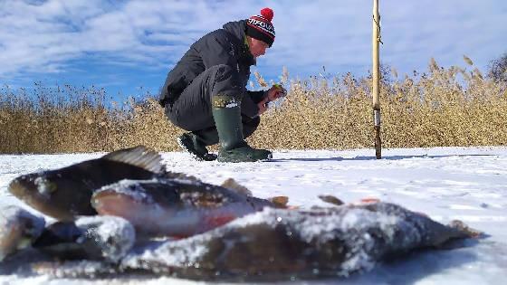 рыбалка на балансир и безмотылку