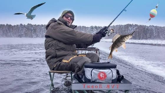 Зимняя Рыбалка с ночевкой на поплавок