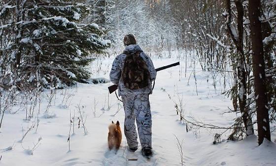 Охотничьими тропами Башкирии
