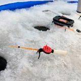 Рыбалка в палатке в глухозимье