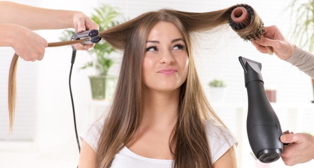парикмахер на дом