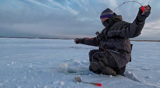 Рыбалка на Петровской