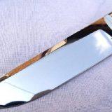 способ полировки ножа в зеркало