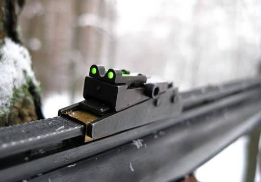 Ружье и прицельные приспособления