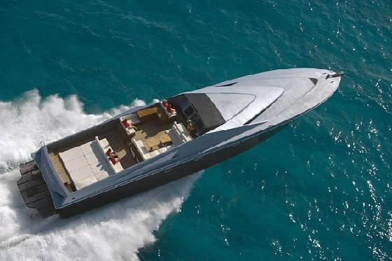 Самые быстрые и скоростные катера в мире