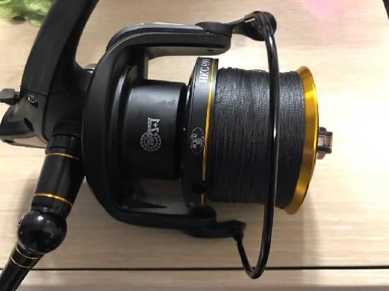 Рыболовная катушка W.P.E. HKC Fishing Reel 6000