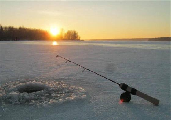 Рыбалка на реке Моркока