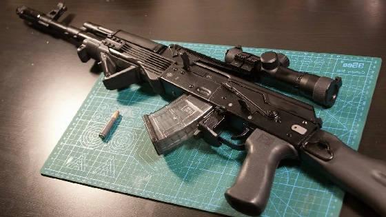 Качество гражданского оружия