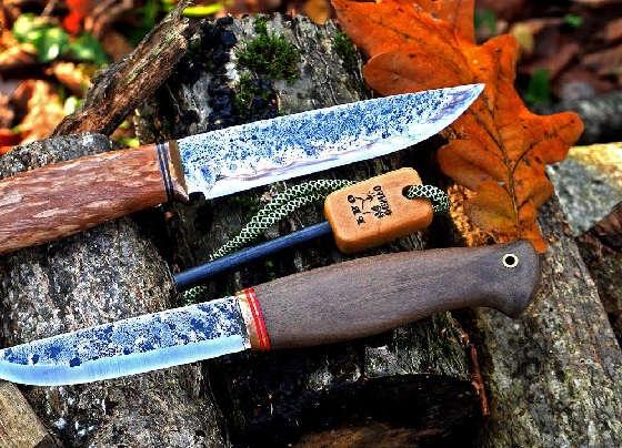 Нож для леса: Сканди или линза