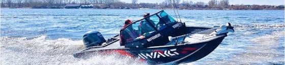 Тюнинг лодки Vboats FishPro X5