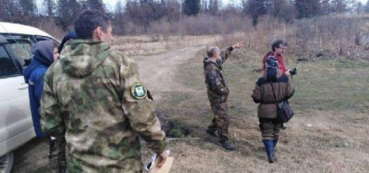 Лишение права охоты