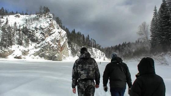 Поход выходного дня в окрестностях посёлка Усть-Койва