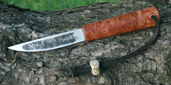 якутский нож для бушкрафта