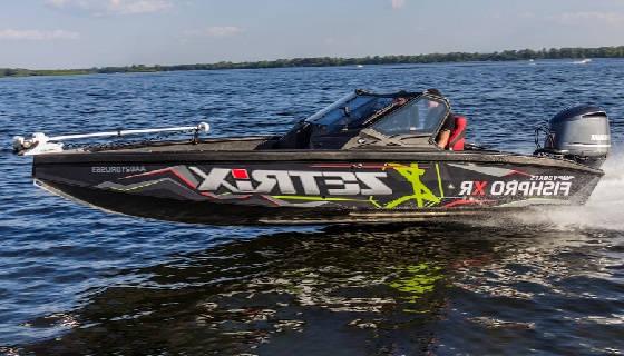 катер для рыбалки Vboats Fishpro XR