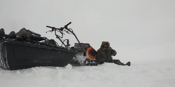 Рыбалка в Метель: Озеро Сартлан