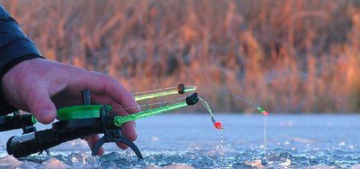 Рыбалка по тонкому льду