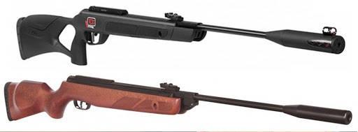 бюджетные пневматические винтовки