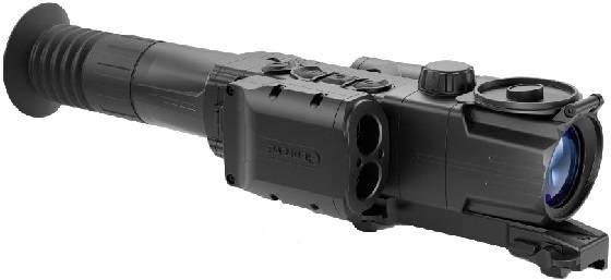 Пристрелка прицела PULSAR DIGISIGHT ULTRA N455 LRF