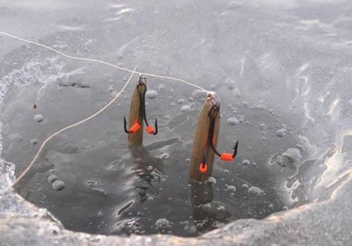 Зимняя Рыбалка в Марте на Балду