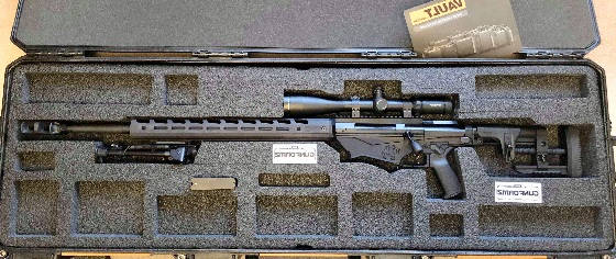 Ruger Precision Rifle 338