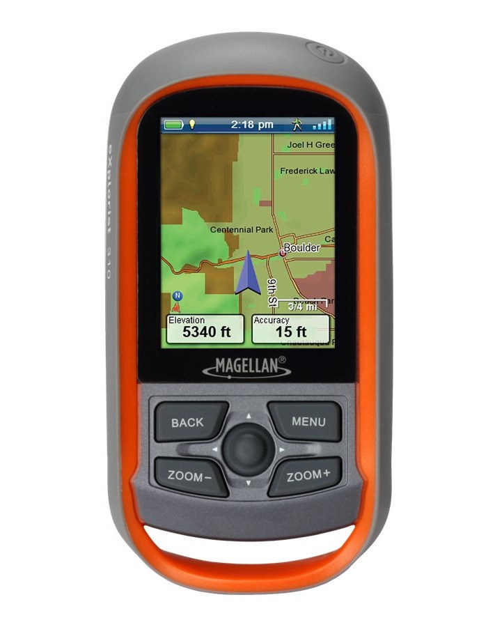 GPS-навигатор как помощник рыболова. Какие функции будут полезными