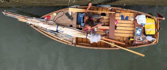 Планирование и подготовка к путешествию на лодке