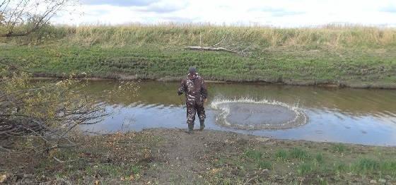 Рыбалка Осенью На Накидку