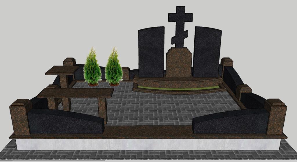Как облагородить место погребения